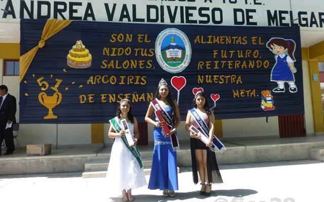 Coronación de las Reinas Andreinas 2017