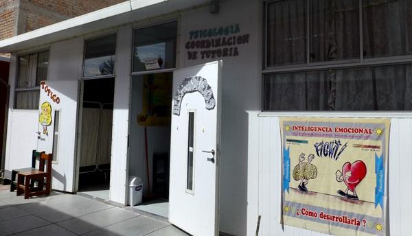 Departamento de Psicología Andre Valdivieso de Melgar