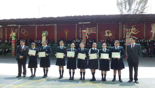 Clausura del Año Escolar 2017 I.E. Andrea valdivieso de Melgar02