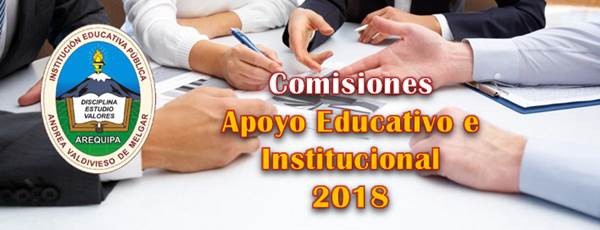 Comisiones 2018
