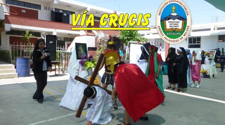 Vía Crucis por Semana Santa