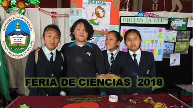 Feria de Ciencias 2018