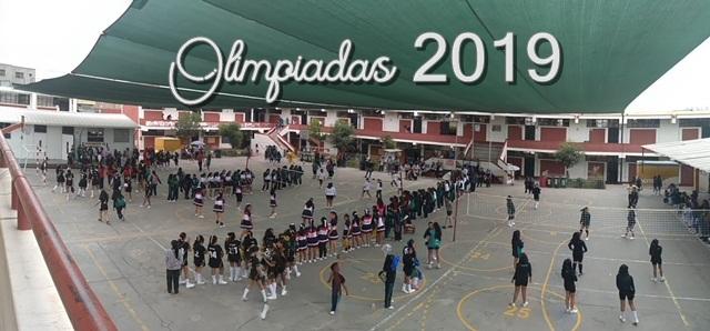 olimpiadas 2019 Andrea Valdivieso de Melgar