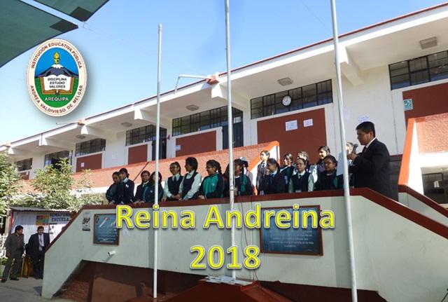 Candidatas Reina Andreina 2018